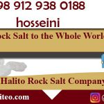 Sell white rock salt