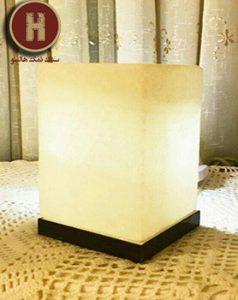 persian rock salt lamp