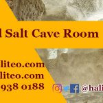 Build salt cave room