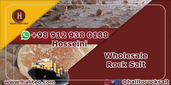wholesale rock salt