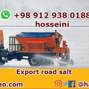 export road salt