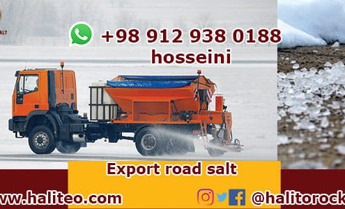 export road salt