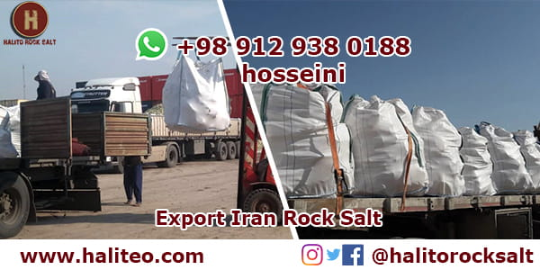 Export Iran rock salt