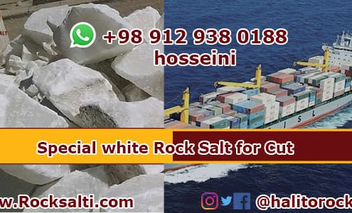 rock salt for cut