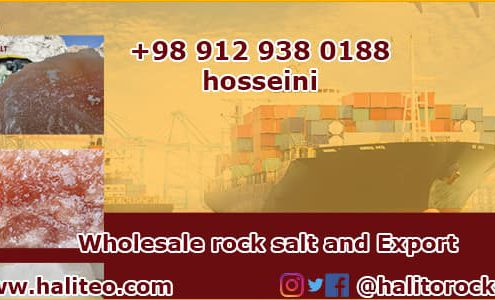 wholesale rock salt for sale