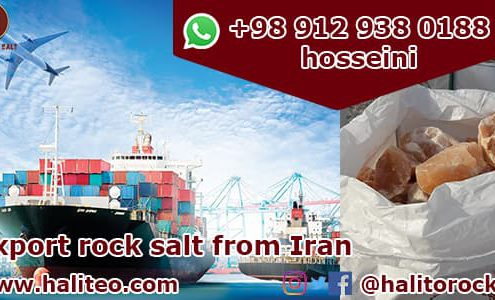 rock salt producer