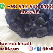 iran blue rock salt