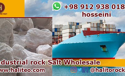 Industrial rock Salt Wholesale