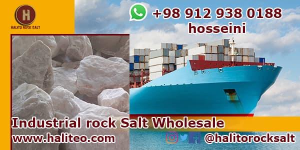 Industrial rock Salt Wholesale