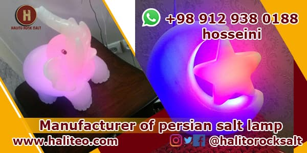 manufacturer of persian salt lamp