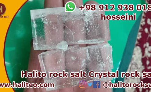price of very rare crystal rock salt