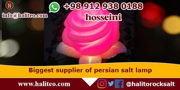 Wholesale rock salt lamp