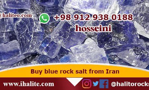 blue salt