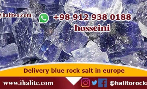 types of blue salt