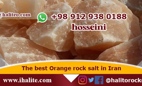 orange rock salt
