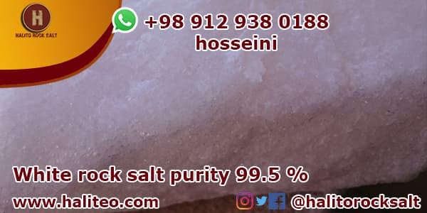 edible rock salt