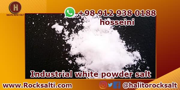 Export salt to Iraq