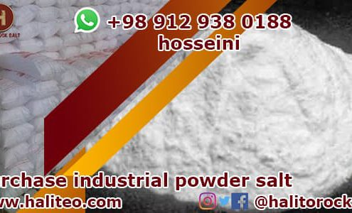 powder salt