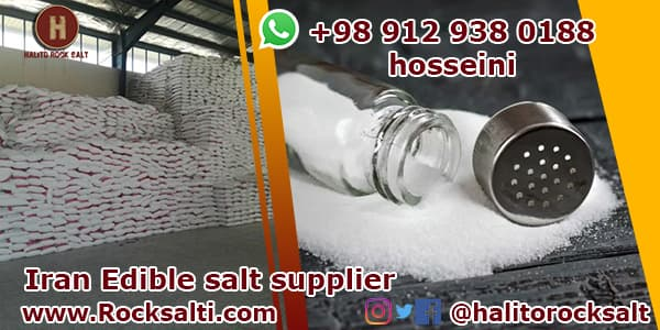 export rock salt