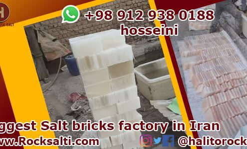 Salt bricks for sale