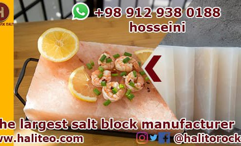 salt block manufacturer