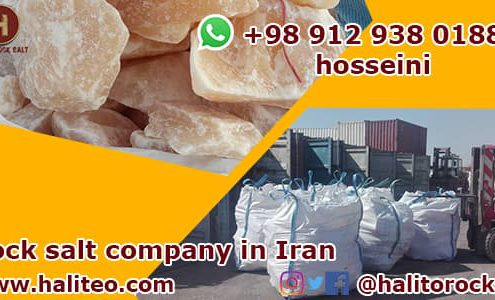 Export Rock Salt