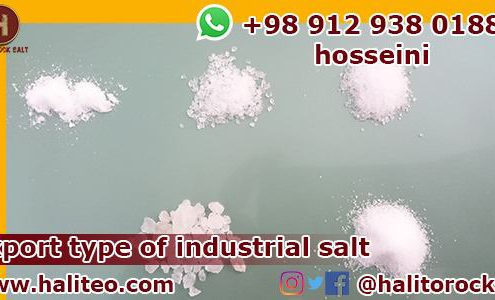 Industrial Salt