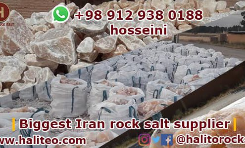 raw rock salt