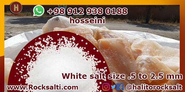 industrial salt supplier