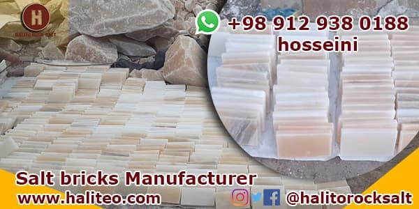 Salt Bricks For Building