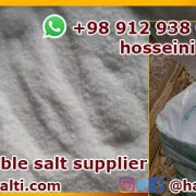 edible salt factory