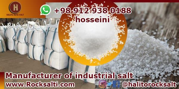 Industrial salt manufacturer